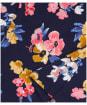 Women's Joules Harbour Print Top - Navy Floral