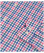 Men's Joules Lyndhurst Shirt - Blue/Pink Gingham