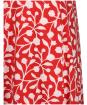 Women's Seasalt Beach Glass Dress - Floral Silhouette Squash