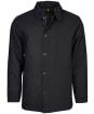 Men's Barbour Fawk Waterproof Jacket - Black