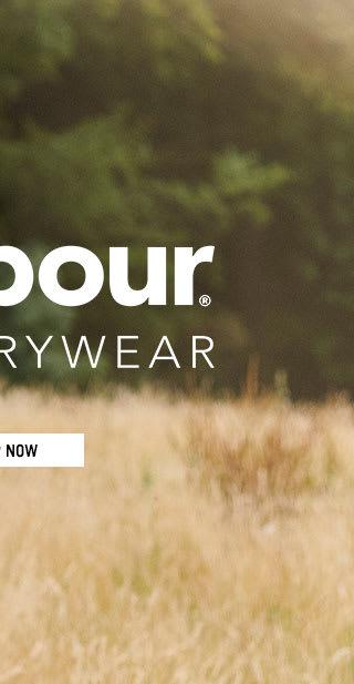 Wardrobe essentials from Joules