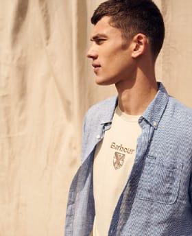 Mens Barbour Sale Jacket