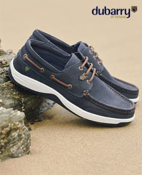 Barbour summer footwear