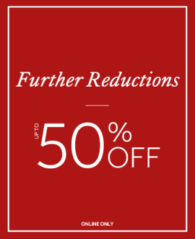 Up to 50% off | Final weekend
