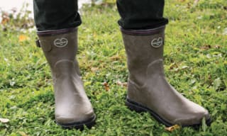 Le Chameau Short Wellies
