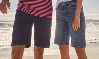 Jeans, Shorts & Trousers