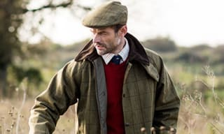 Alan Paine Men's Clothing