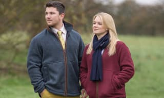 Alan Paine Fleece Jackets & Jumpers