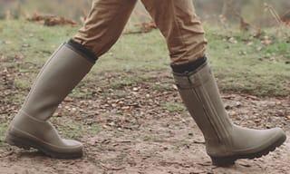 Le Chameau Men's Footwear