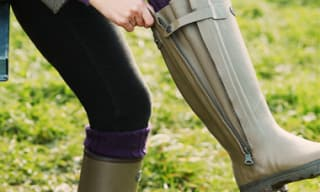 Le Chameau Full Zip Wellies