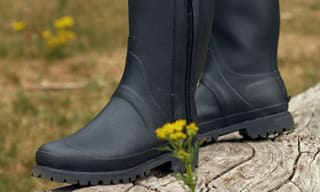 Hunter Zip Up Wellies