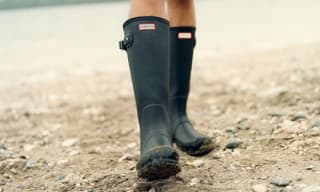 Hunter Adjustable Wellies