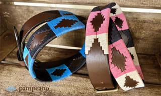 pampeano Polo Belts
