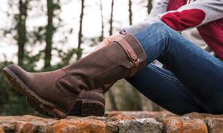Ariat Wide Calf Boots