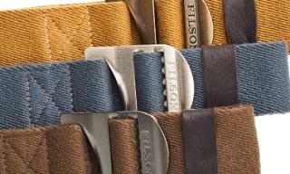 Filson Belts