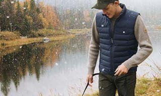 Fjallraven Gilets and Vests