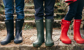 Aigle Kids Wellies
