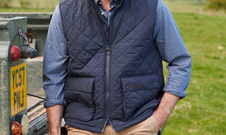 Barbour Gilets and Waistcoats