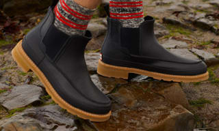 Hunter Welly and Boot Socks