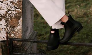 Hunter Chelsea Boots