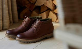 Barbour Footwear