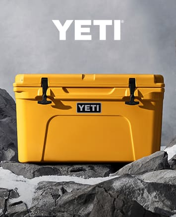New YETI colours available